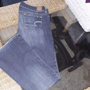 American Eagle Jean's ~Size 10~